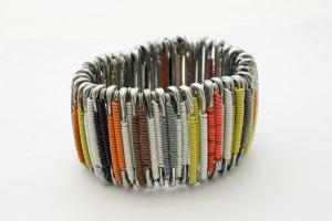 Fair Trade Shop armband säkerhetsnålar