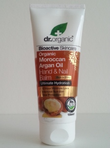 Fair Trade blogg handkräm DrOrganic