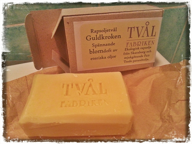 Fair Trade blogg ekologisk tvål