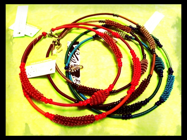 Fair Trade webbutik blogg halsband uSisi Design