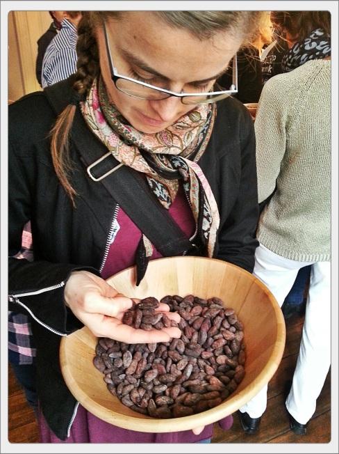 Fair Trade blogg choklad kakaobönor Malmö Chokladfabrik