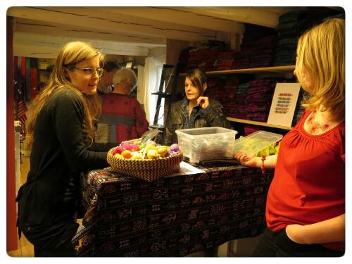 Fair Trade blogg besök hos Fair Monkey prat