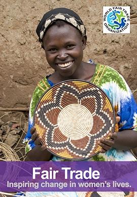 Fair Trade Shop internationella kvinnodagen