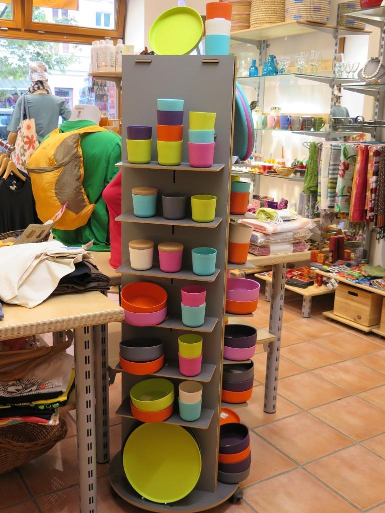 Fair Trade Shop blogg bambu mugg Berlin