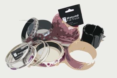 Manumit armband