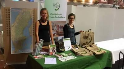 OFTÅ på Fair Trade Forum