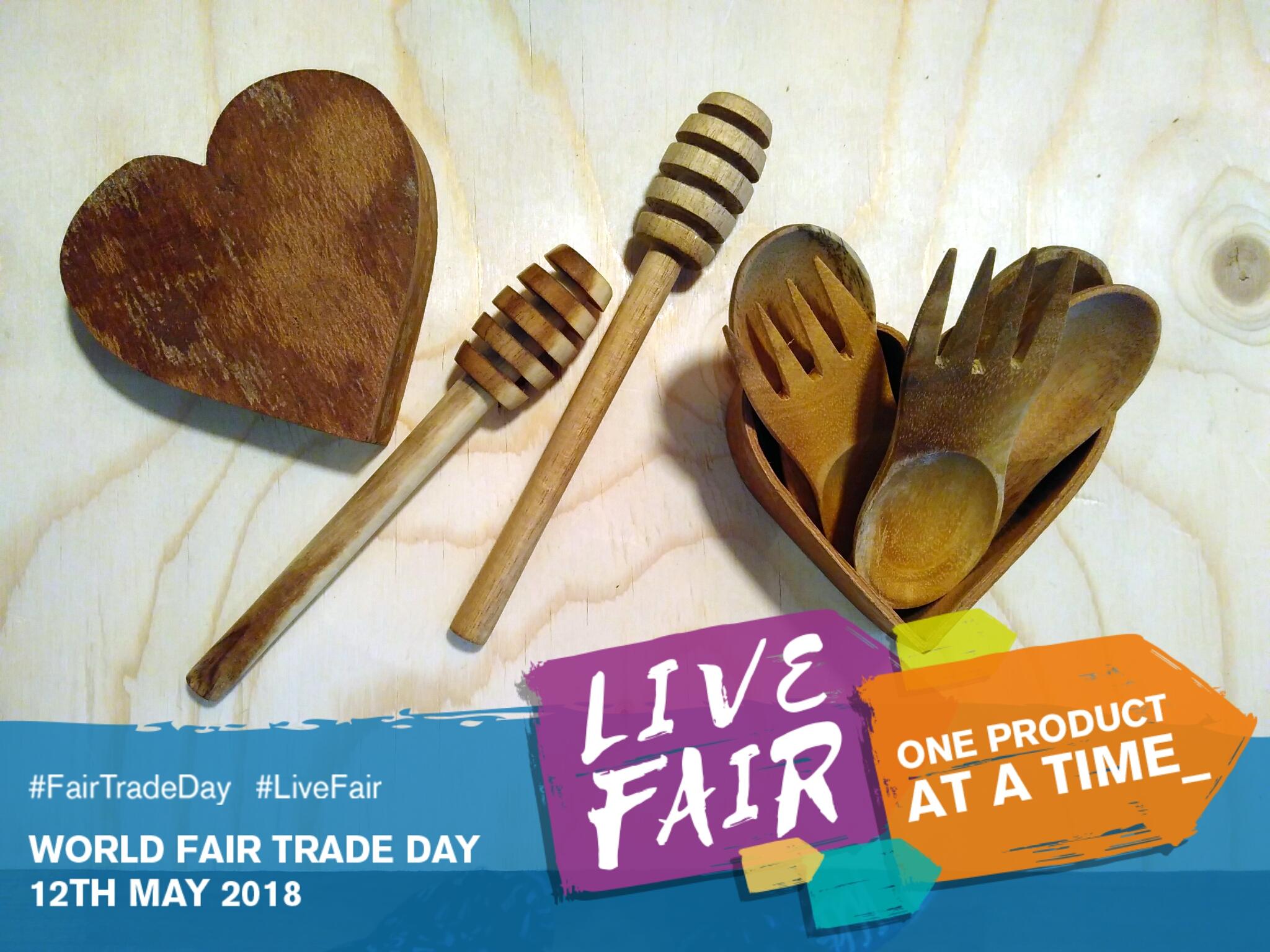 World Fair Trade Day 2018 till evenemanget
