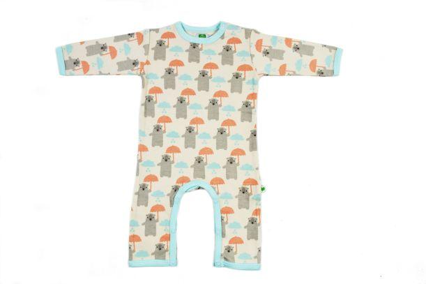 Bear jumpsuit pyjamas Sture o Lisa