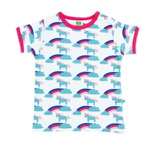 Unicorn rainbow shirt Sture o Lisa